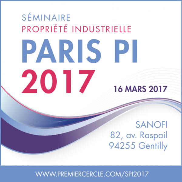 Séminaire PI 2017