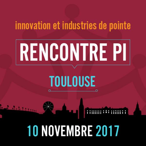 Rencontre PI - Toulouse 2017