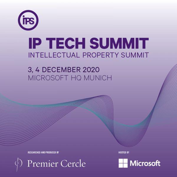 IP TECH SUMMIT 2020