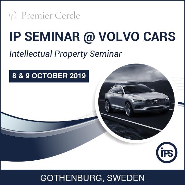 Ip Seminar Volvo Cars