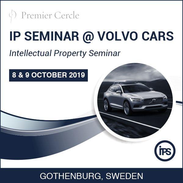 IP SEMINAR @ VOLVO CARS TEST