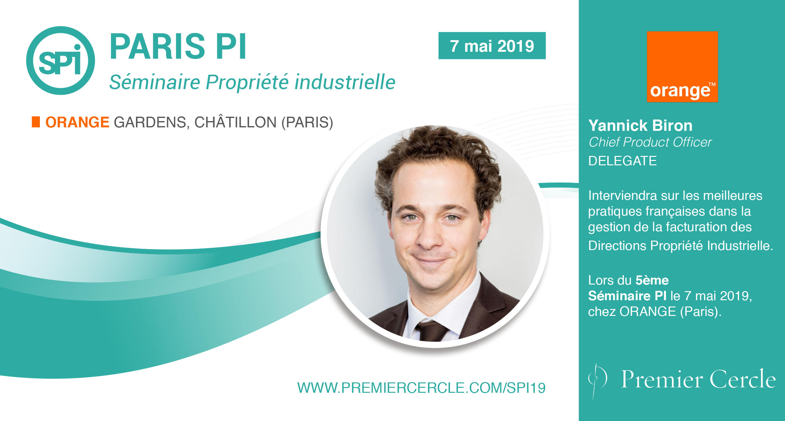 Yannick Biron, Chief Product Officer chez Delegate