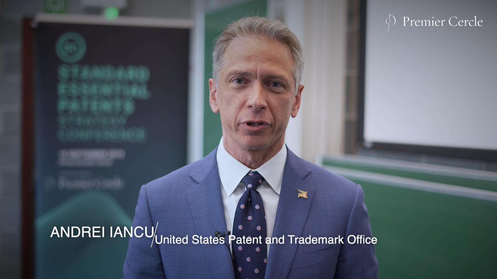 Andrei Iancu interviewed by Premier Cercle