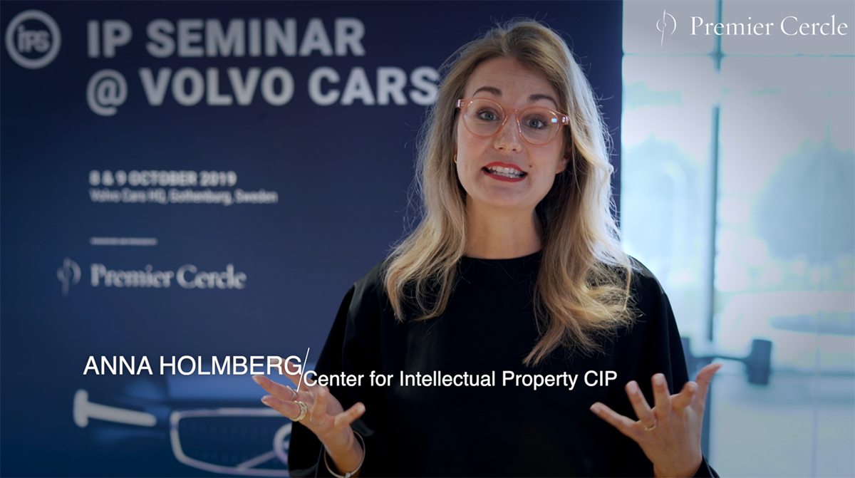 Interview of Anna Holmberg, The Vera Project Manager at Center for Intellectual Property (CIP)