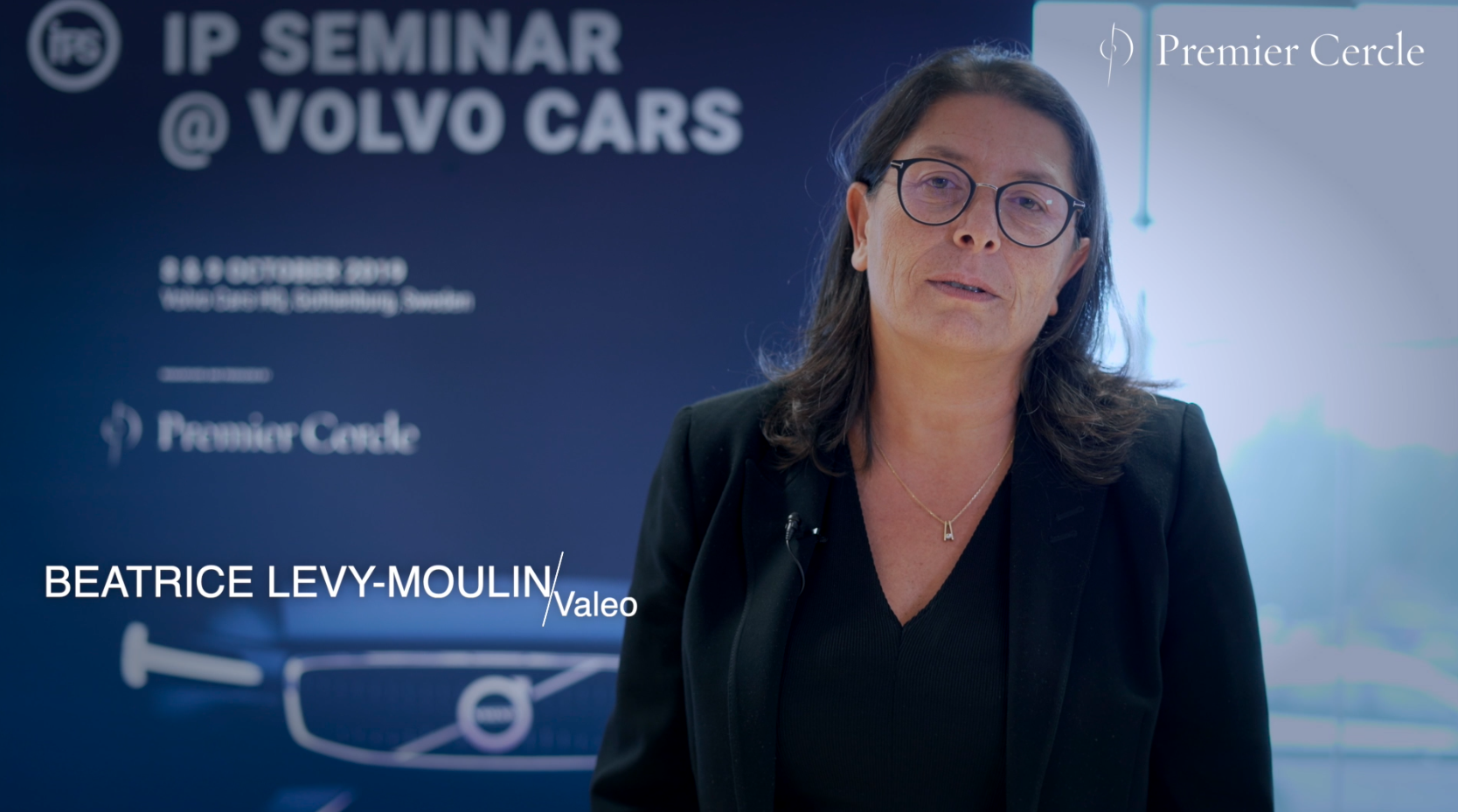 Béatrice Levy Moulin from Valeo interviewed by Premier Cercle