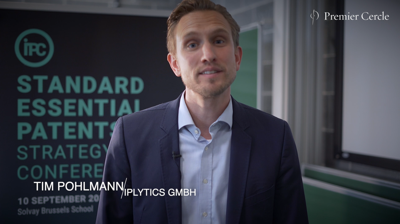 Tim Pohlmann Interviewed by Premier Cercle